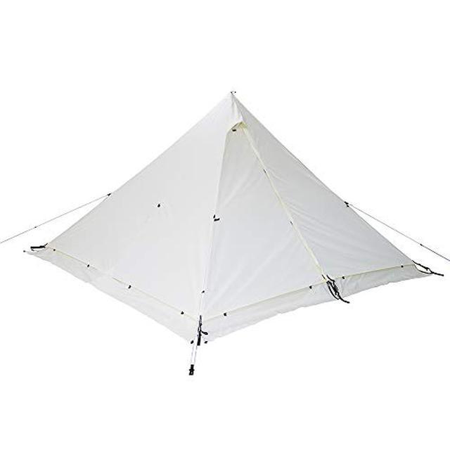 画像4: ソロキャンプに人気!テンマクデザイン「パンダテント」 全4種類の徹底比較&魅力を解説!