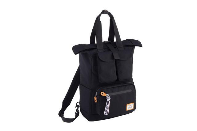 画像5: 手持ちも可能な2wayバックパック「JN スカウトマスター 3 ポケット」