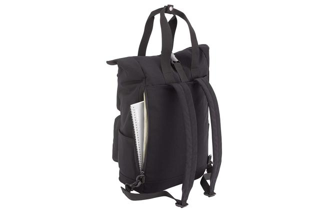 画像4: 手持ちも可能な2wayバックパック「JN スカウトマスター 3 ポケット」