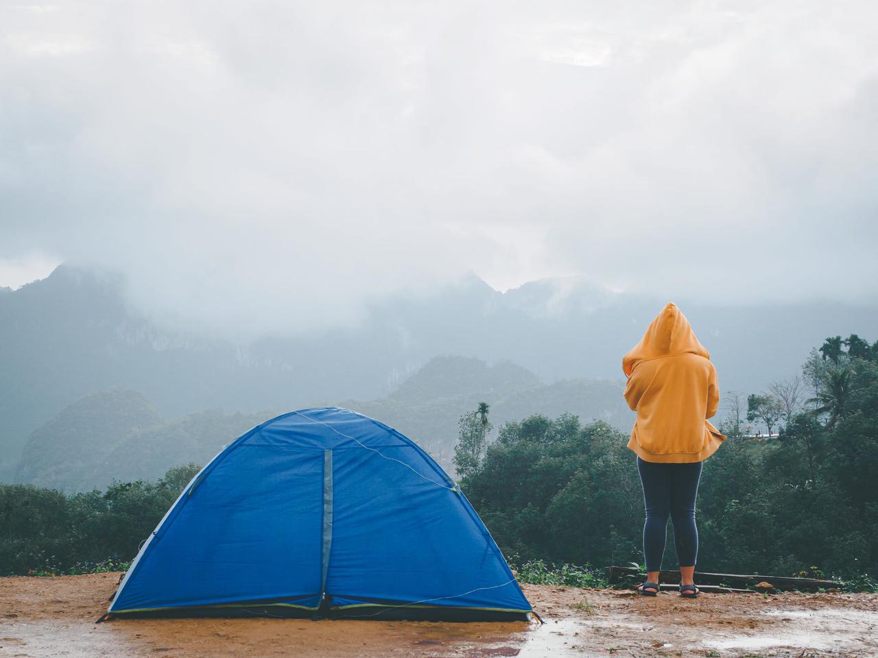 画像: でも、そんな簡易なテントで「耐久性」「使い勝手」は大丈夫なの?