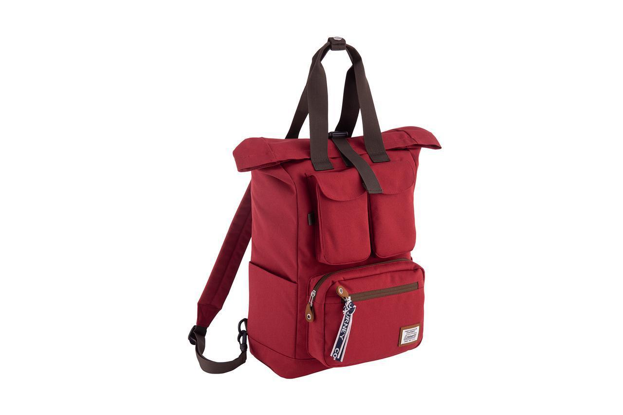 画像1: 手持ちも可能な2wayバックパック「JN スカウトマスター 3 ポケット」