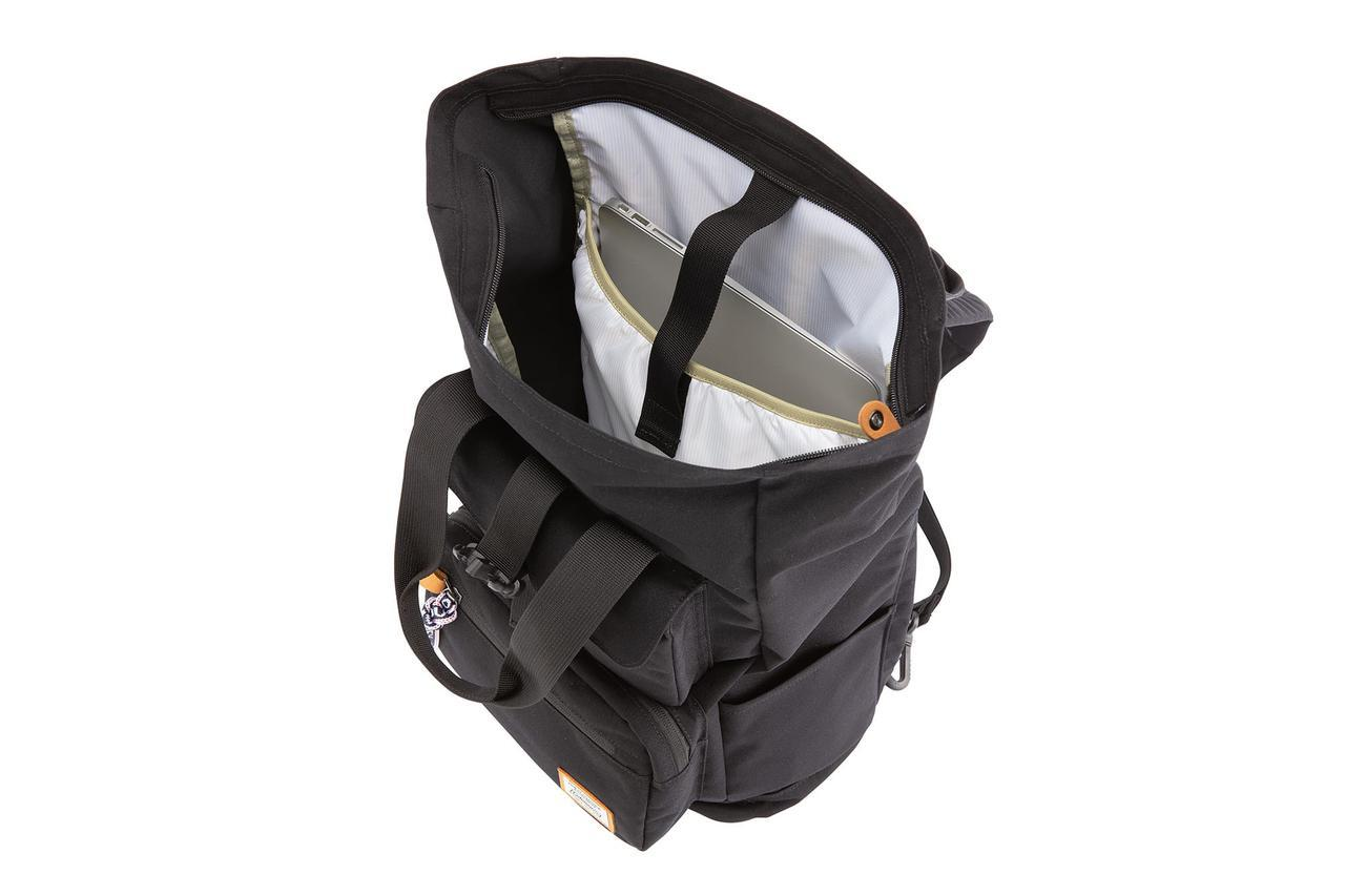 画像3: 手持ちも可能な2wayバックパック「JN スカウトマスター 3 ポケット」
