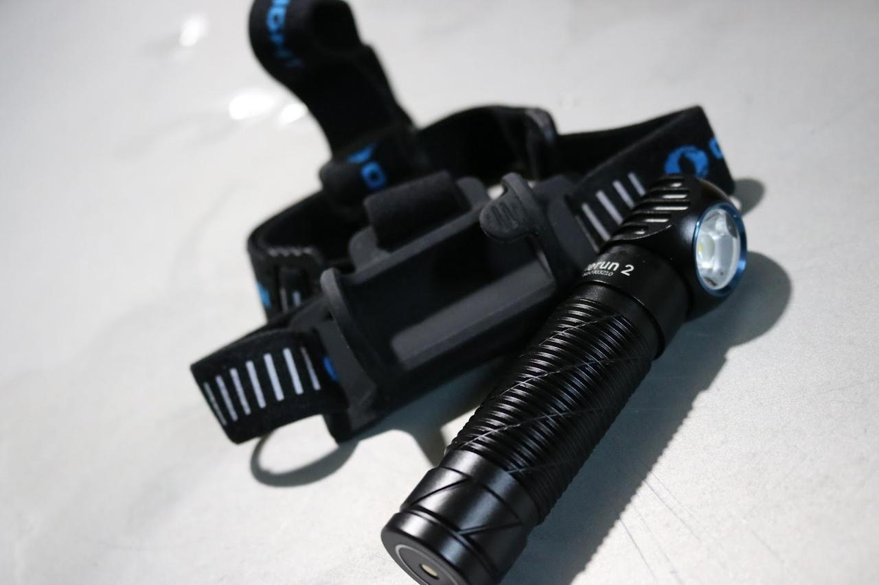 画像: Olight(オーライト)の『Perun 2』は使い勝手が良い! 懐中電灯&ヘッドライトとしてもおすすめ - ハピキャン(HAPPY CAMPER)