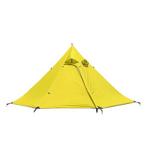 画像2: 【バイク好き必見】ソロキャンプ向けテントおすすめ8選 組み立てが簡単!