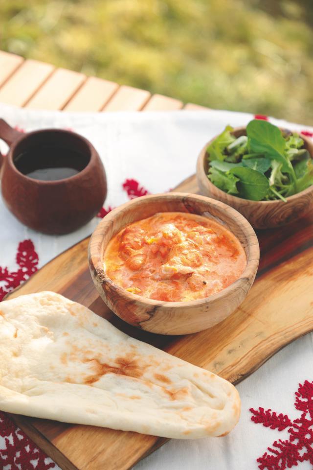 画像7: 人気ソロキャンパー「タナ」初のレシピ本★鉄フライパンひとつで作る『ごちそうレシピ』