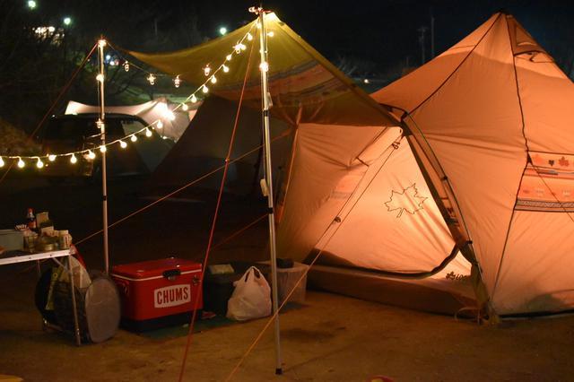 画像: テントにはドーム型とワンポール型がある! それぞれのメリットやデメリットは?