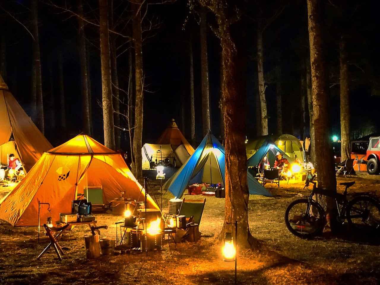画像: 初心者がテントを選ぶ際は、キャンプの時期・ドッキングできる他商品・値段・機能性をチェック
