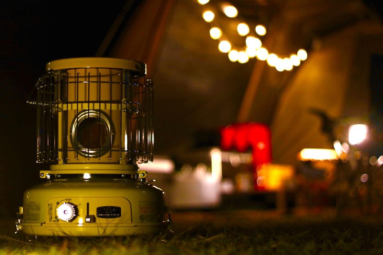 画像: 暖房器具は複数用意しよう! 冬のファミリーキャンプに必要なキャンプ用品を選ぶポイント3つ