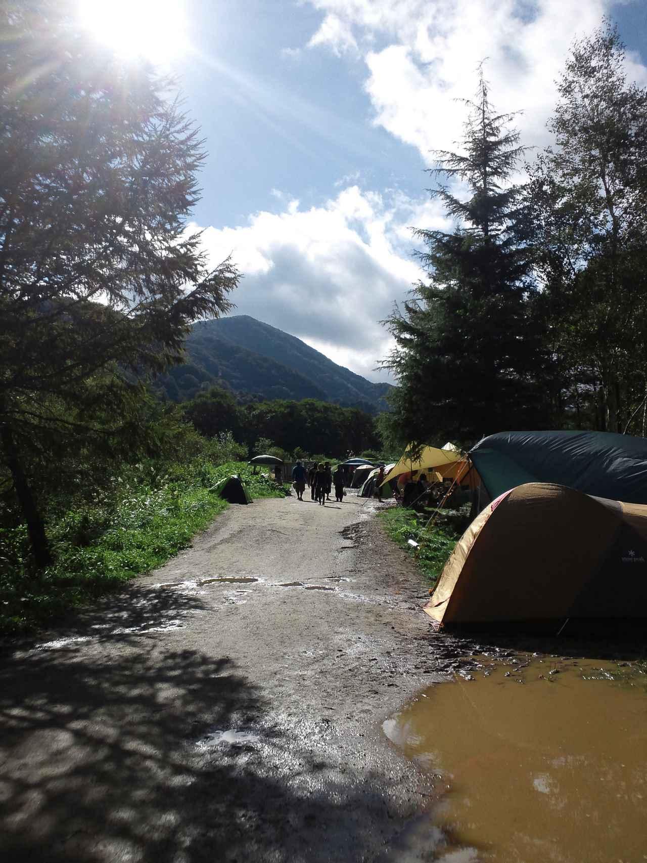 画像: キャンプ初心者が知りたい! ロゴスグランドシートなど雨対策のための5つの必需品