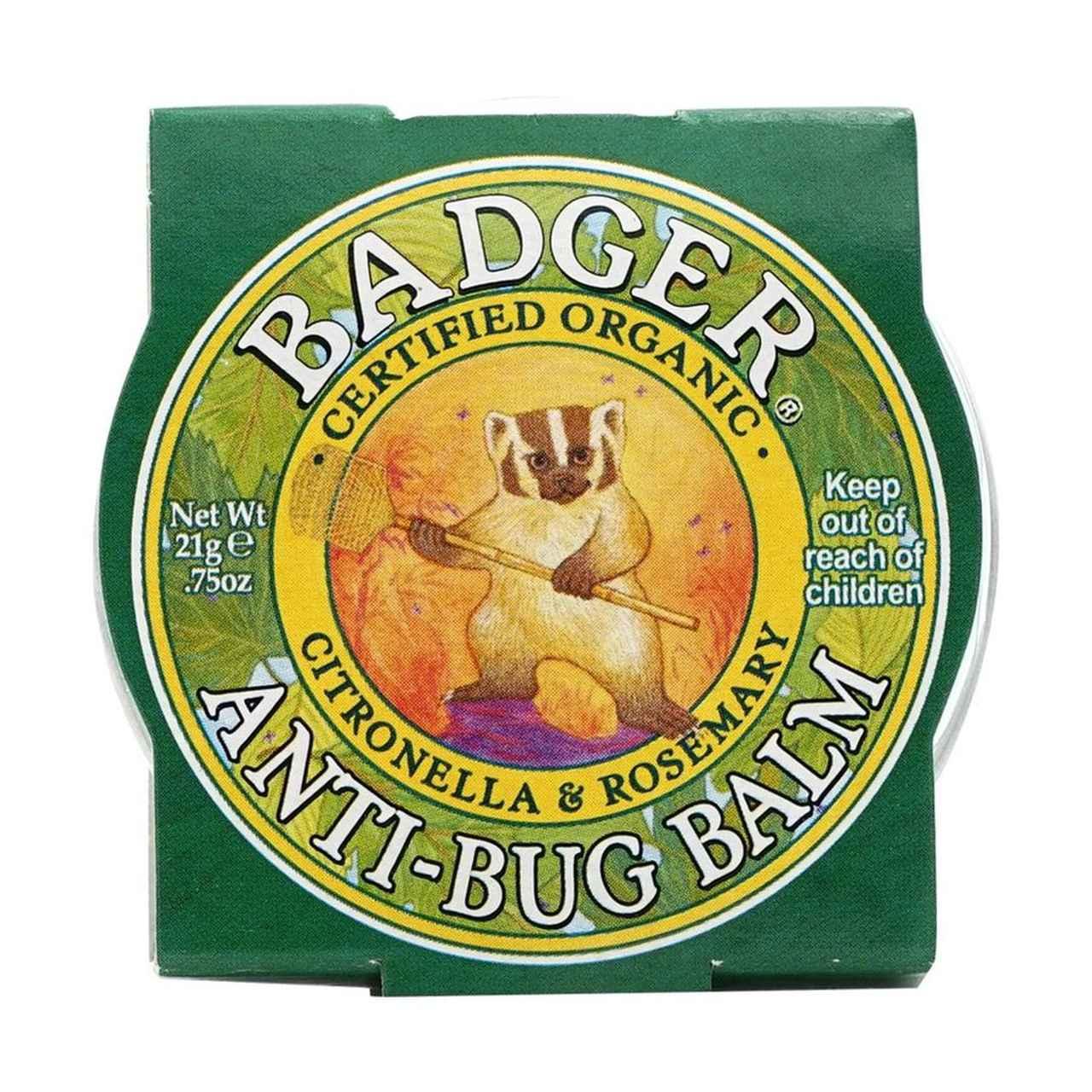 画像3: 【筆者愛用】日焼け止め+虫よけの2in1★Badger(バジャー)の水に強いサンスクリームがキャンプにおすすめ!子どもにも◎