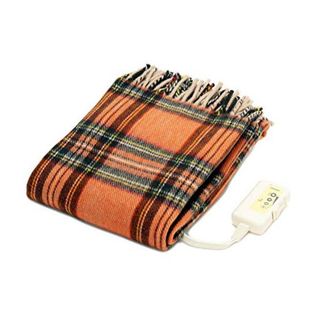 画像6: ニトリや山善などおすすめ電気毛布・ひざ掛け11選 消費電力が少なく冬キャンプ向き