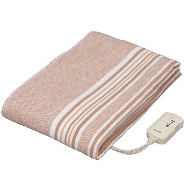 画像5: ニトリや山善などおすすめ電気毛布・ひざ掛け11選 消費電力が少なく冬キャンプ向き
