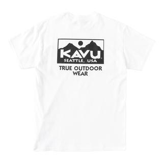 画像1: 【注目リリース】KAVU(カブー)の2021年新作Tシャツが豊富にリリース。ピザに、ウシに、パイナップル!