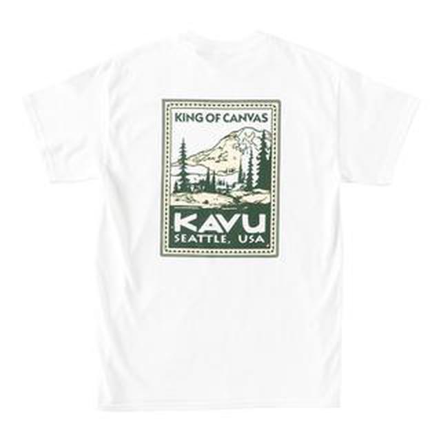 画像3: 【注目リリース】KAVU(カブー)の2021年新作Tシャツが豊富にリリース。ピザに、ウシに、パイナップル!