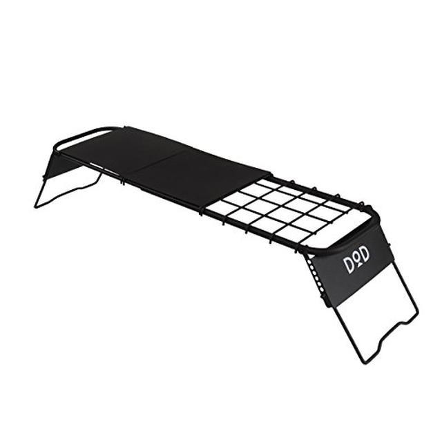 画像1: 【おぎやはぎのギアキャン#16】DODのソロテーブル「ソトメシンガーZ」とアウトドアチェア「スゴイッス」をレビュー(読者プレゼントあり!)