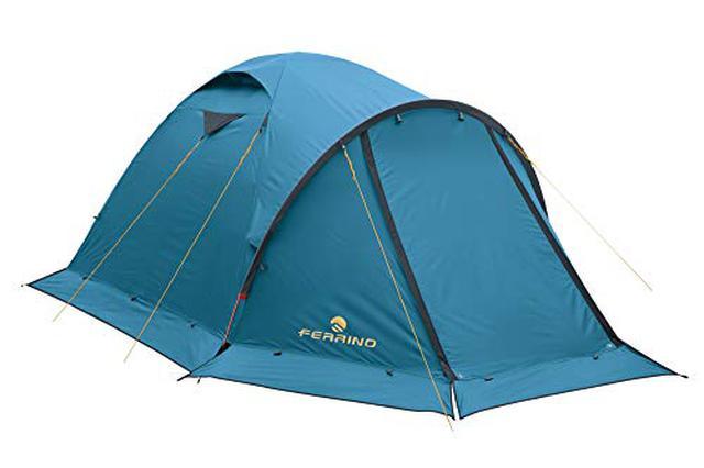 画像2: 他人のギアが気になる!?ベテランキャンパー愛用テントをイタリアで調査!選んだ理由とその使い心地は?
