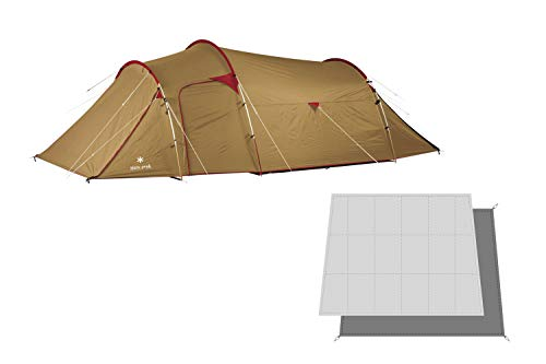 画像1: 【テント比較】 「スノーピーク」&「コールマン」! テントを徹底比較★
