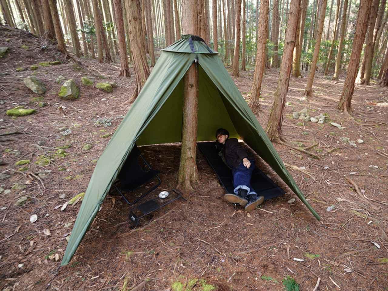 画像: TREE LOVE(トゥリーラブ)は「思いっきり非日常感を味わえるテントがあってもいいんじゃない?」から誕生!