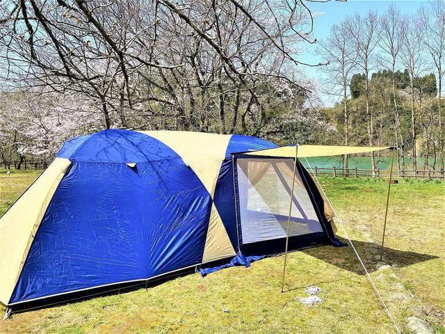 画像: ファミリーキャンプ初心者にオススメのテント!キャプテンスタッグ「オルディナスクリーンツールームドームテント」 - ハピキャン(HAPPY CAMPER)