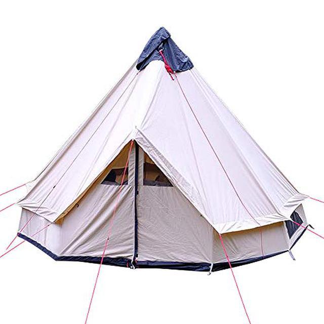 画像3: キャンプのテント選びに正解はない!? 10年間で購入した7つのテントと選んだワケを解説!