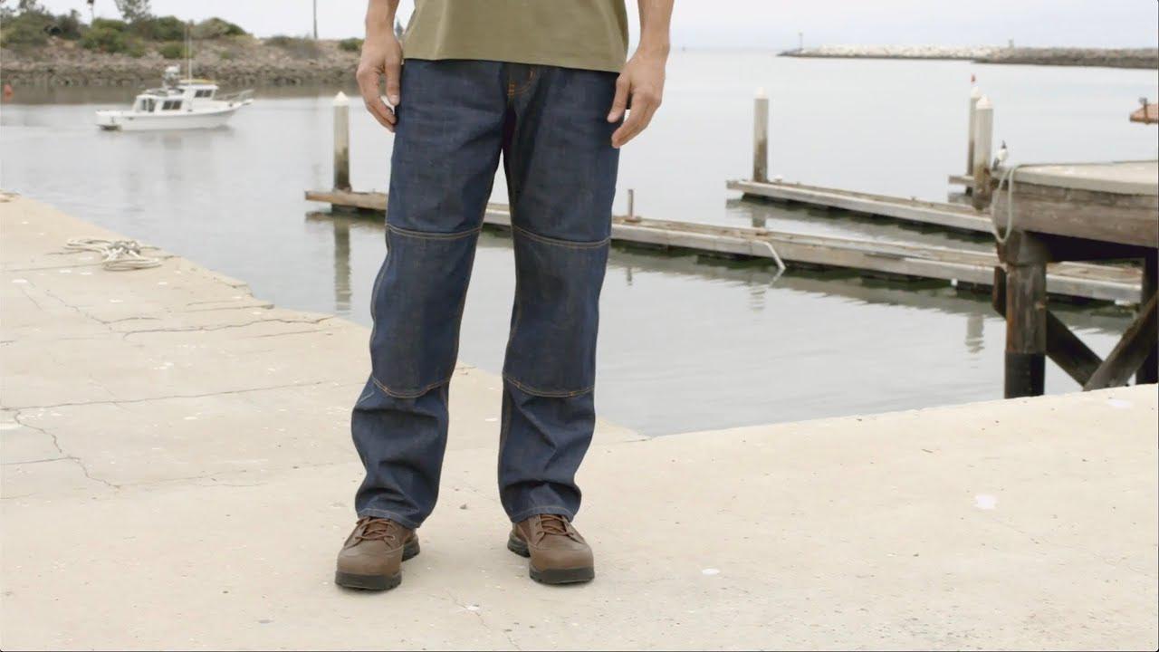 画像3: タウンユースできるパタゴニアのジーンズをレビュー アウトドアブランドのデニムパンツの履き心地を検証