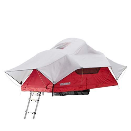 画像2: ヤキマ(YAKIMA)のルーフトップテントでキャンプ  おすすめポイントと使い方をご紹介!