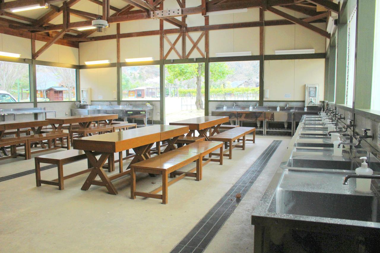 画像2: 青川峡キャンピングパーク提供