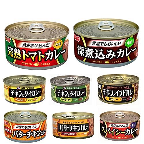 画像1: いなばの「缶詰カレー」がすごい!お手軽&種類豊富でキャンプ飯が楽しくなる!