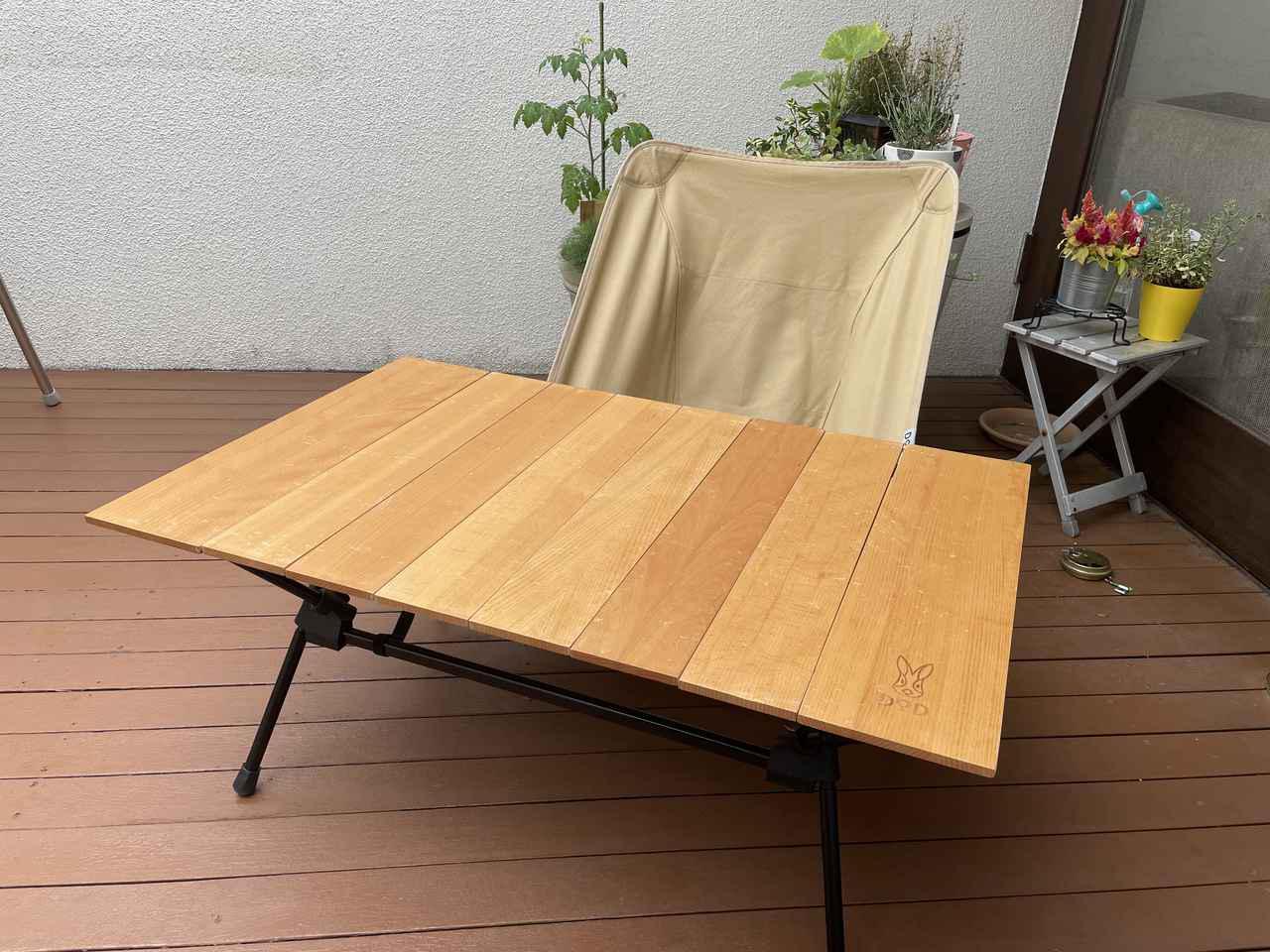 画像: DODキャナリーテーブルの「きゃなり良いところ」を徹底解説!高さが変えられるキャンプテーブルの大本命 - ハピキャン(HAPPY CAMPER)