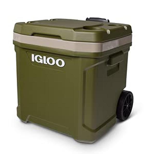 画像3: イグルー(IGLOO)のクーラーボックスはまるでアウトドア冷蔵庫♪我が家の大型クーラーの使い方テクニックを紹介