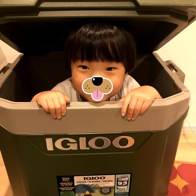画像2: イグルー(IGLOO)のクーラーボックスはまるでアウトドア冷蔵庫♪我が家の大型クーラーの使い方テクニックを紹介