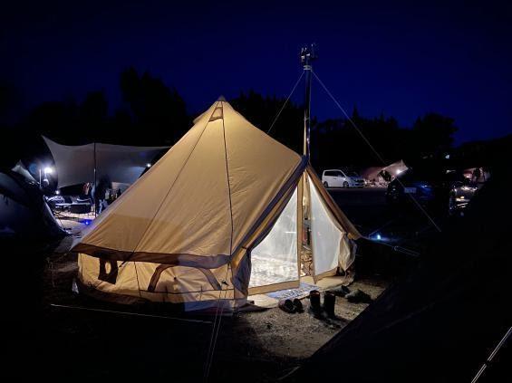 画像: 【体験記】D&Rベルテントと薪ストーブ『ロマンチカル』でお手軽&快適グランピング - ハピキャン|キャンプ・アウトドア情報メディア