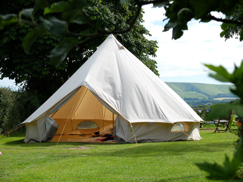 画像: 「ベルテント」はキャンプの質をワンランク上げてくれるおしゃれテント