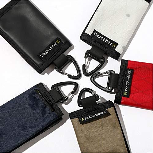 画像4: 【パーゴワークス】の財布『トレイルバンクS』を徹底レビュー! コンパクトでアウトドアでも活躍!