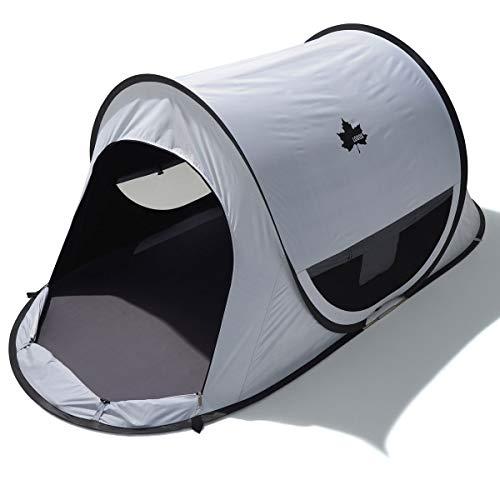 画像11: 夏キャンプが快適になる遮光性の高いタープ・シェード・テント13選! 遮光素材・コットン・TC素材がおすすめ