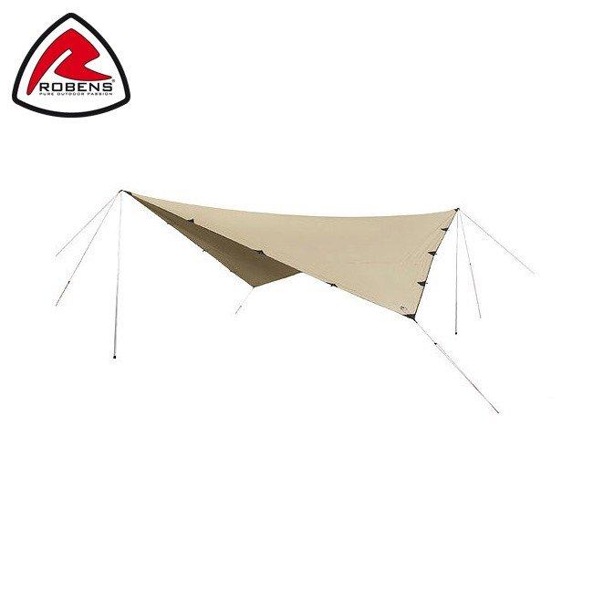 画像5: 夏キャンプが快適になる遮光性の高いタープ・シェード・テント13選! 遮光素材・コットン・TC素材がおすすめ
