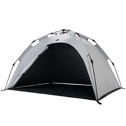 画像9: 夏キャンプが快適になる遮光性の高いタープ・シェード・テント13選! 遮光素材・コットン・TC素材がおすすめ