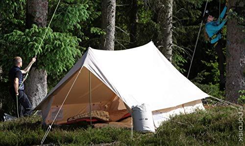 画像17: 夏キャンプが快適になる遮光性の高いタープ・シェード・テント13選! 遮光素材・コットン・TC素材がおすすめ