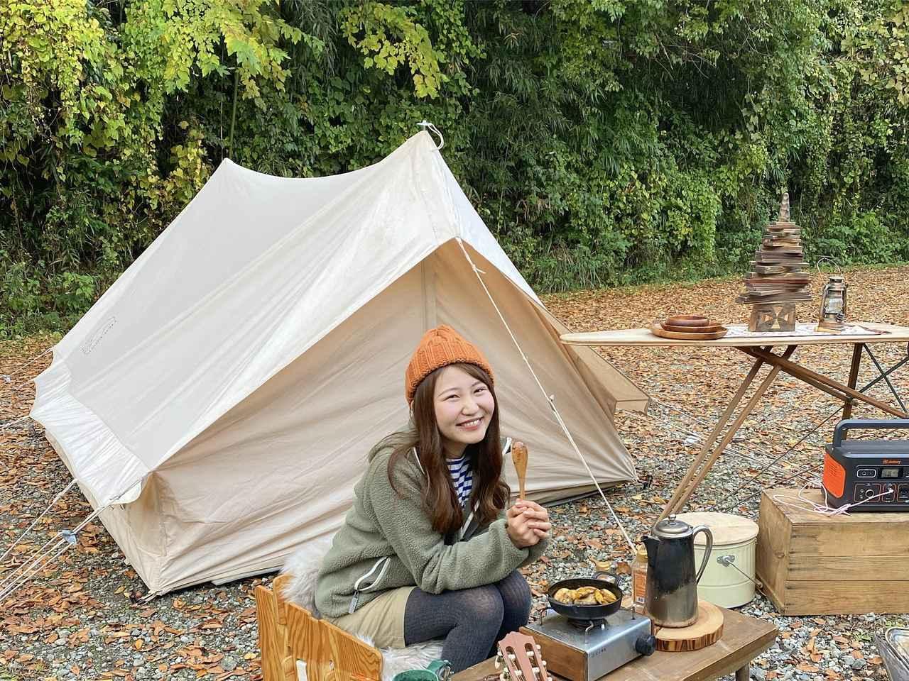 画像: 【筆者愛用】ノルディスクのテント「ユドゥン 5.5」徹底レビュー!広々ソロキャンプにも使えて設営簡単! - ハピキャン|キャンプ・アウトドア情報メディア