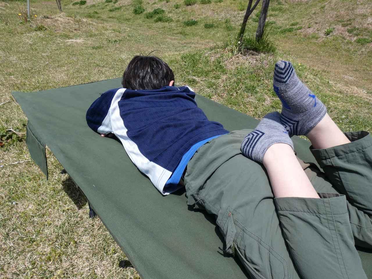 画像: 焚き火キャンプ好き必見! DODの「タキビコット」をレビュー! ベンチとしても優秀 - ハピキャン|キャンプ・アウトドア情報メディア
