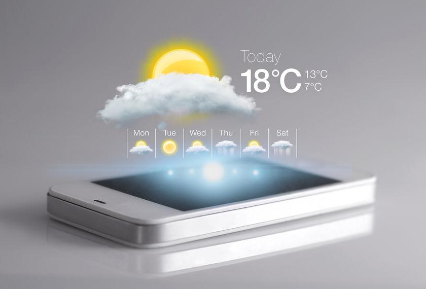 画像: 【キャンプの天気】天気予報はどのように見ればいいの?チェックすべきポイント