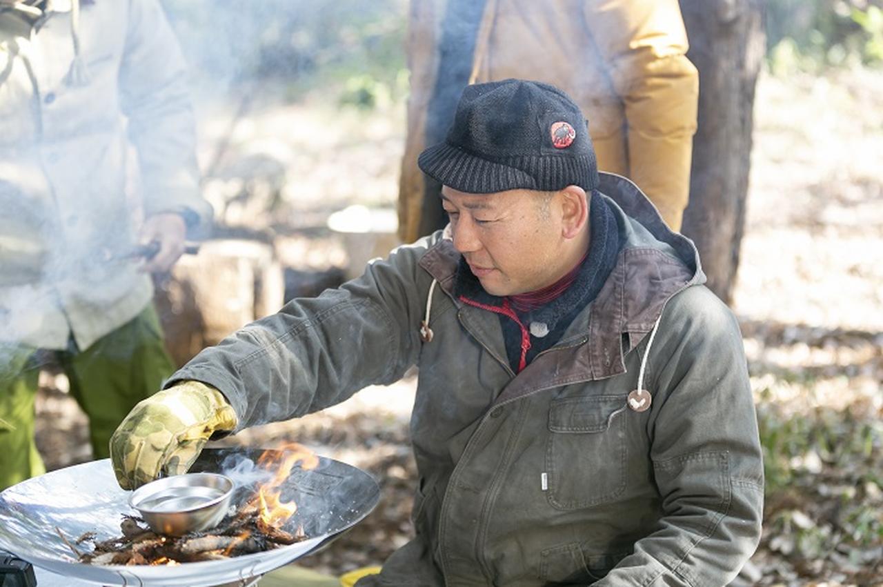 画像2: 【キャンプ道具】焚き火台からダッチオーブンまで! バイきんぐ西村の使用ギアを紹介 - ハピキャン|キャンプ・アウトドア情報メディア