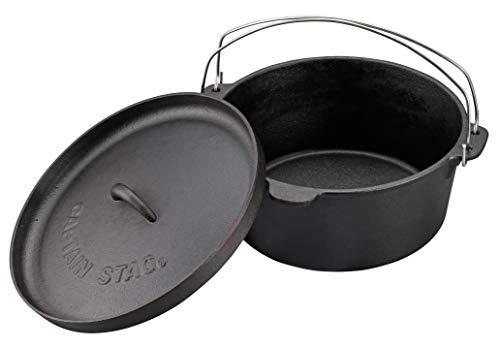 画像4: ニトリのダッチオーブンで「お肉ほろほろ絶品カレー」! 赤ワインで煮込むキャンプレシピ