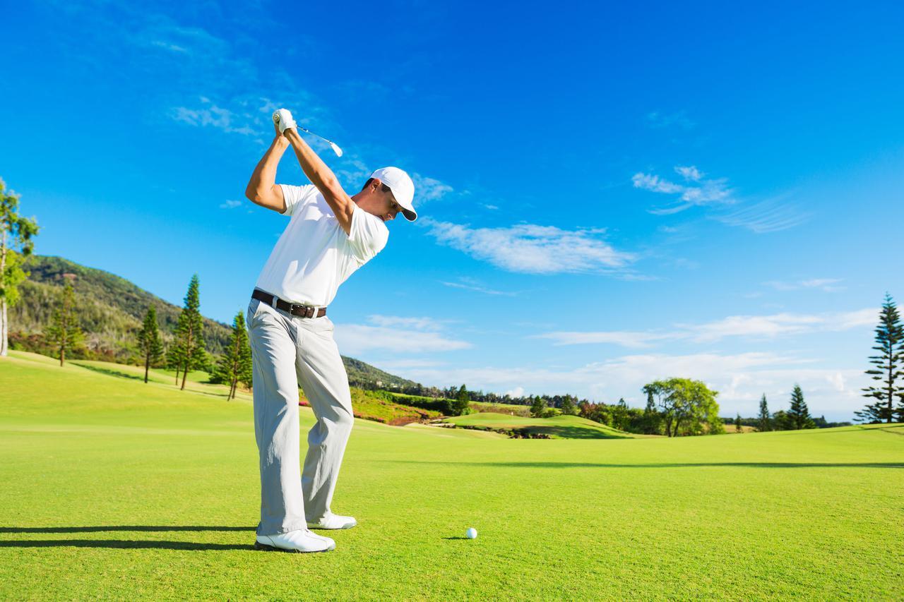 画像: ゴルフはコロナとも相性抜群のスポーツ!