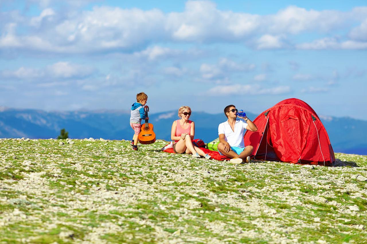 画像: デカトロン QUECHUA (ケシュア) シュラフ ARPENAZ 20℃は初夏~秋のキャンプデビューピッタリ