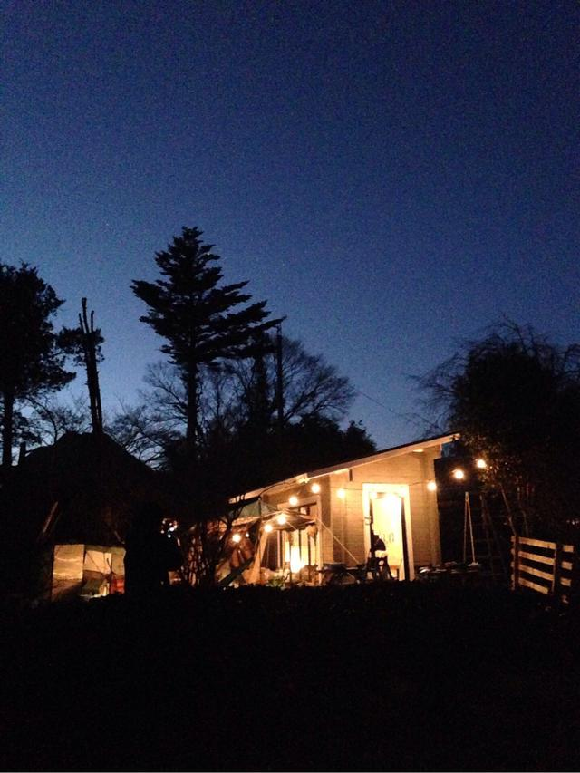 画像: エピソードその4:思い切ってテント泊からログハウス泊に変更!