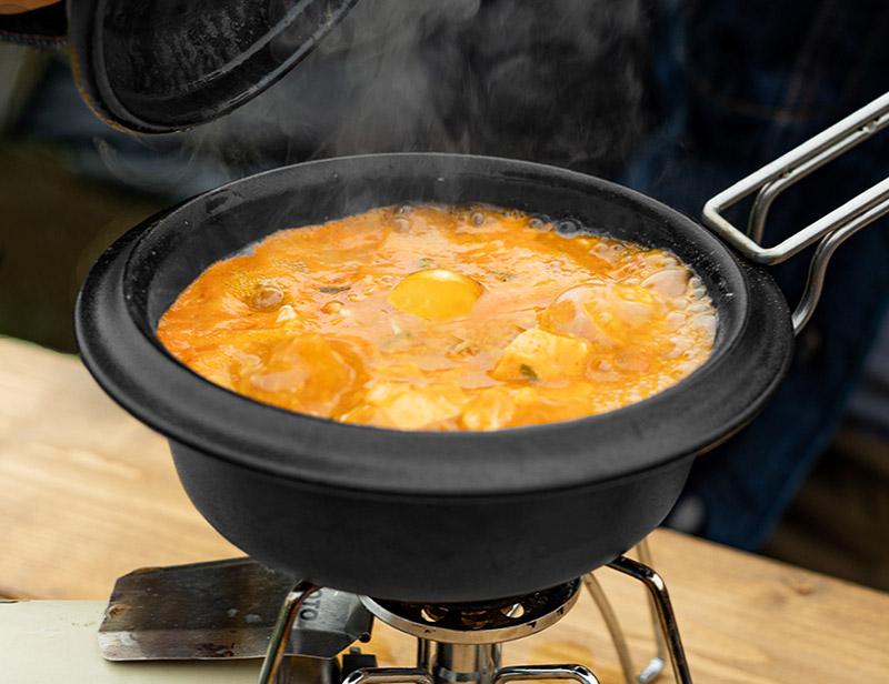 画像: 3. 一人鍋や煮物も美味しく調理