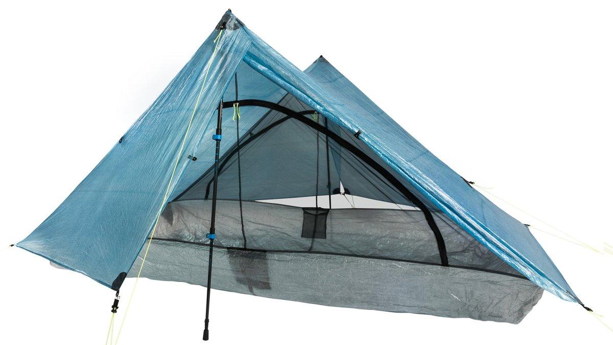 画像1: 【Zpacks製テント】軽量★頑丈で設営も簡単! 「Duplex Tent」の特徴と設営の手順を徹底レビュー!