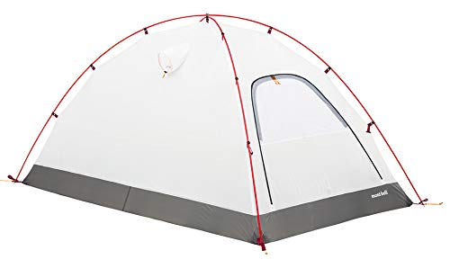 画像1: 【超軽量テント】ダブルウォールテントを徹底レビュー! 軽さと利便性を兼ね備えた「ニーモ ホーネット ストーム1P」を紹介!