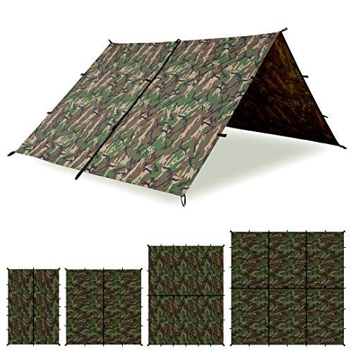 画像5: 夏ソロキャンプの暑さ対策は「ハンモック泊」で解決!暑くて眠れないキャンプは卒業